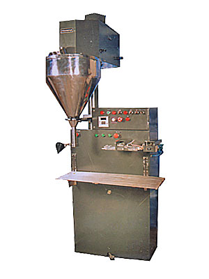 Semi-Automatic Auger Filler with Sealing System Image